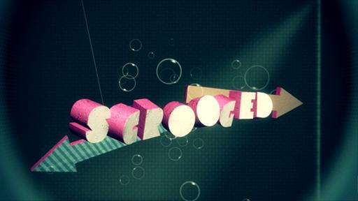 Scrooged Logo