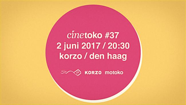 Filmavond: Cinetoko #37
